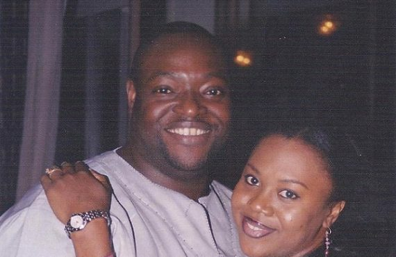 Stella Damasus pays tribute to Jaiye Aboderin — first husband…