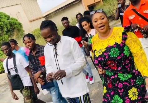 Jaiye Kuti to star as Naira Marley's mother-in-law in 'Chi Chi' visuals