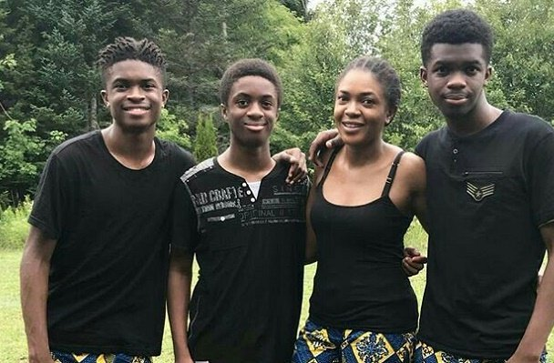 Omoni Oboli: I will hunt down anyone who falsely accuses my sons of rape