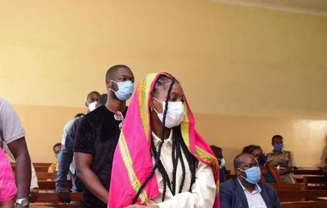 Tems goes on hunger strike in Uganda