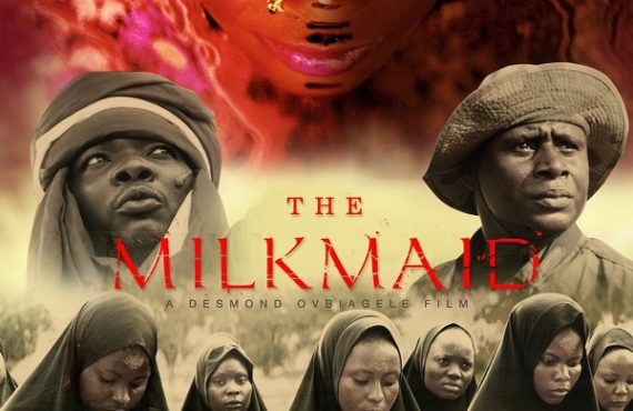 ICYMI: 'The Milkmaid', movie on Boko Haram insurgency, hits cinemas