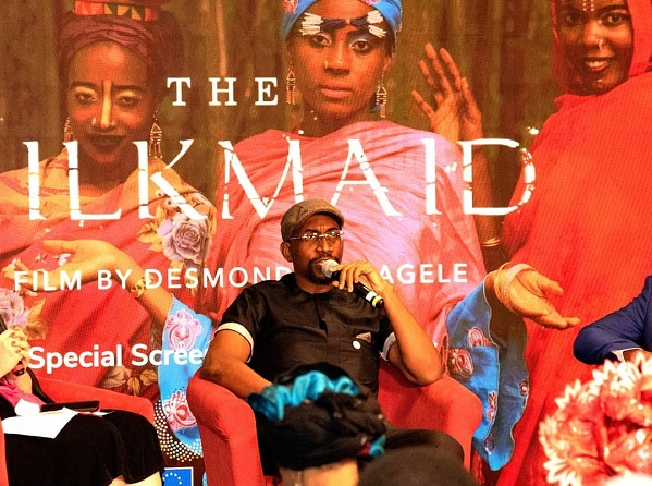 INTERVIEW: We shot 'The Milkmaid' to shine the spotlight on victims of insurgency, says Desmond Ovbiagele