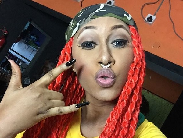 Cynthia Morgan: Davido ignored my calls after asking me to reach out