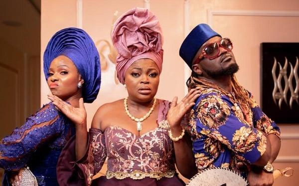 WATCH: Yemi Alade features Paul Okoye, Funke Akindele in 'Deceive' visuals