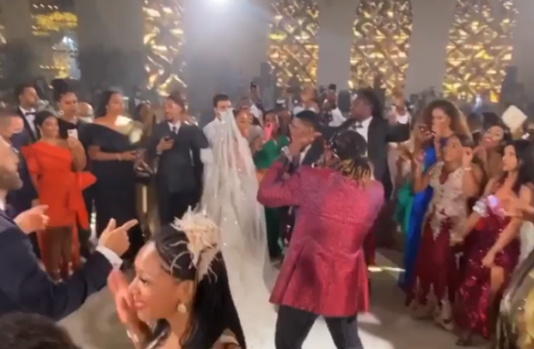 Paul Okoye under fire for performing Psquare song at wedding