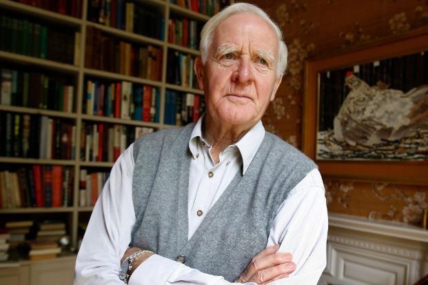 John le Carré, British spy novelist, dies at 89