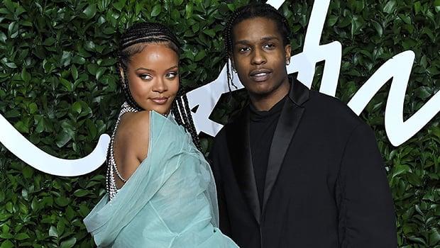 Again, Rihanna, A$AP Rocky spark relationship rumours