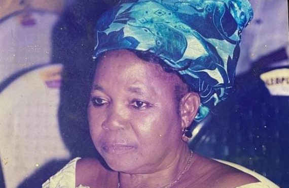 'Death took you away too early' — Alariwo loses mum