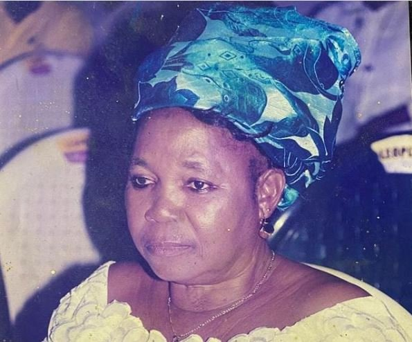 'Death took you away too early' -- Alariwo loses mum
