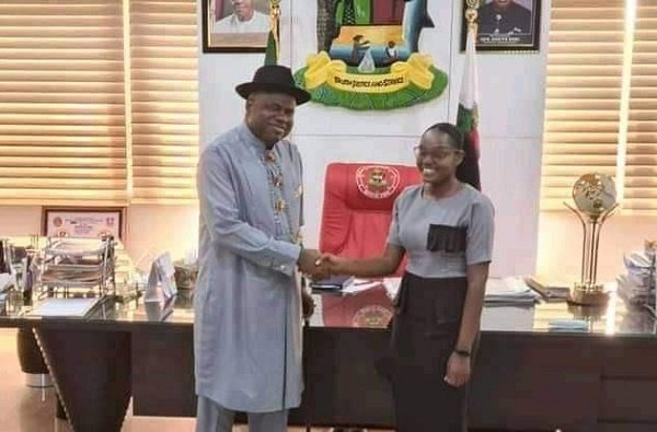 First-class law graduate replaces Nengi as face of Bayelsa girl child