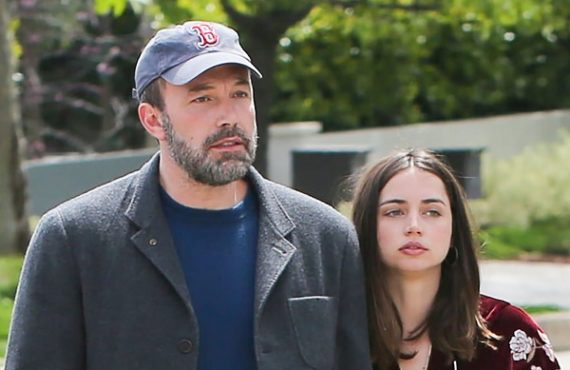 Ben Affleck and Ana de Armas 'split' after less than…