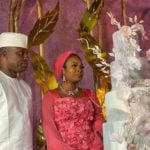 PHOTOS: Tambuwal, Laycon, Timi Dakolo grace Dimeji Bankole's wedding to Bagudu's daughter
