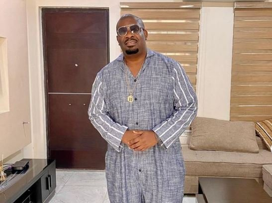 'I have a girlfriend' — Don Jazzy warns ladies sending him nudes