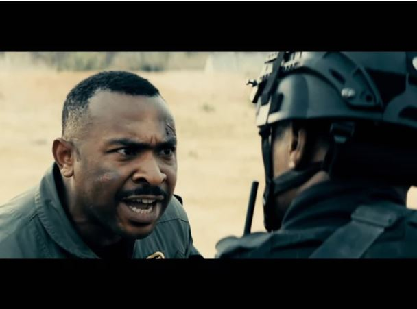 WATCH: Paul Papel drops trailer for 'Eagle Wings' -- Nollywood-military movie