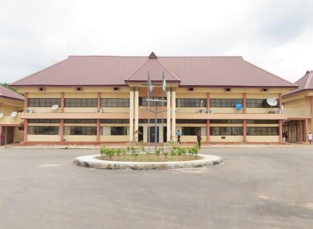 Federal varsity, Wukari names Jude Rabo as new VC