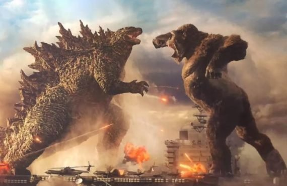 WATCH: Humanity threatened as monsters clash in 'Godzilla vs Kong'…