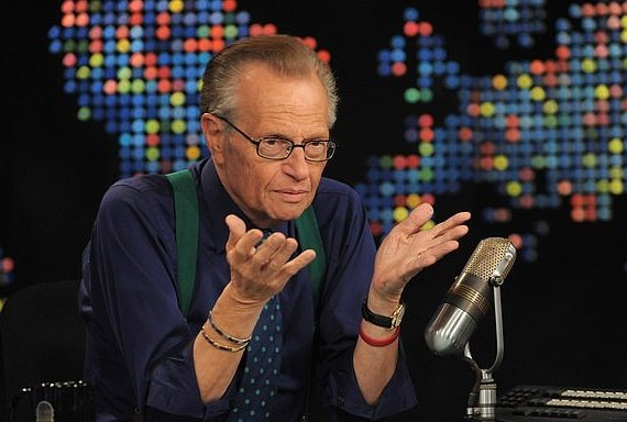 Larry King, ace TV personality, 'hospitalised with COVID-19'