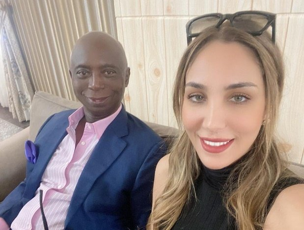 Ned Nwoko hails Moroccan wife ahead of 30th birthday