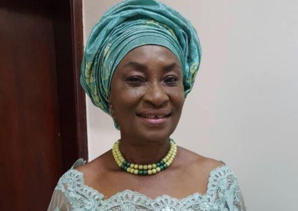 Omoni Oboli loses mother-in-law
