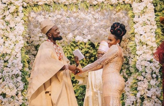 WATCH: Patoranking weds Yemi Alade in 'Mon Bébé' visuals