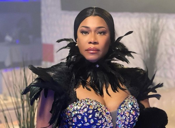 Regina Askia makes Nollywood return in 'Web'