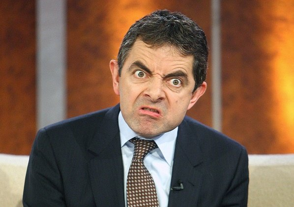Rowan Atkinson: I don't enjoy playing Mr Bean