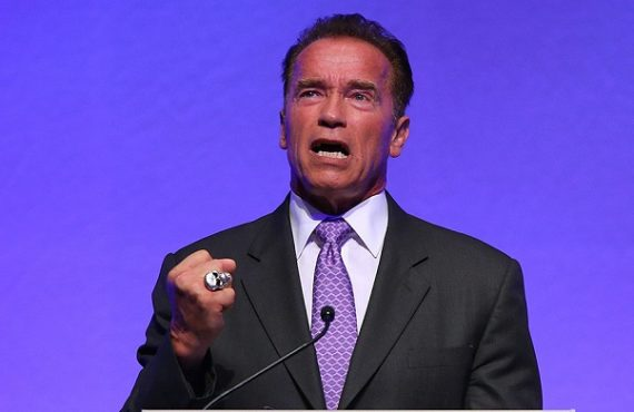 'You'll go down as worst president ever' — Schwarzenegger hits…