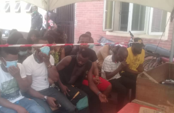 COVID-19: Police arrest 43 more fun seekers at Lagos nightclub