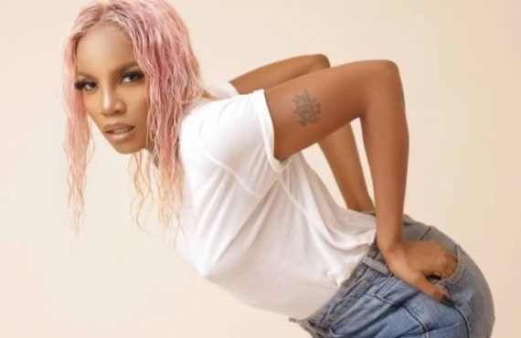 Seyi Shay goes nude in new photo
