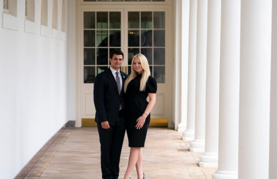 Tiffany Trump announces engagement to Nigerian-bred fiancé