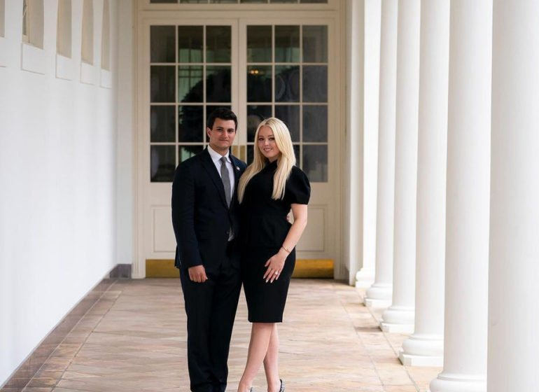 Tiffany Trump announces engagement to Nigerian-bred fiancé Michael Boulos