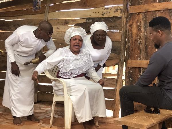 WATCH: Toyin Abraham stars in 'Prophetess' teaser
