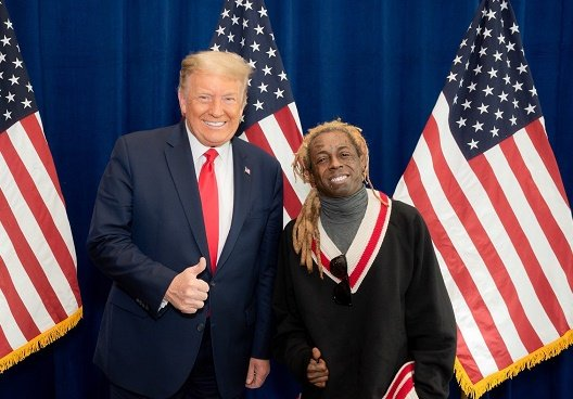 Lil Wayne 'expected to be pardoned by Trump' as he risks 10 years in prison over gun charge