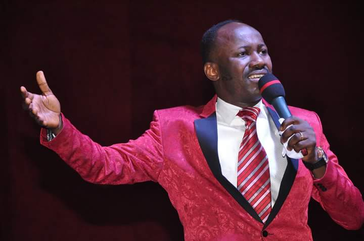 IGP orders probe of Apostle Suleman for 'sleeping with pastor's wife'