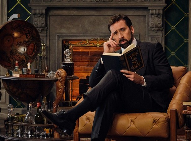 Nicolas Cage's 'History of Swear Words' premieres on Netflix