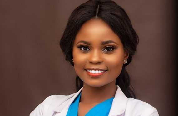 PHOTOS: UNIZIK medical graduate bags 11 awards at MDCN induction
