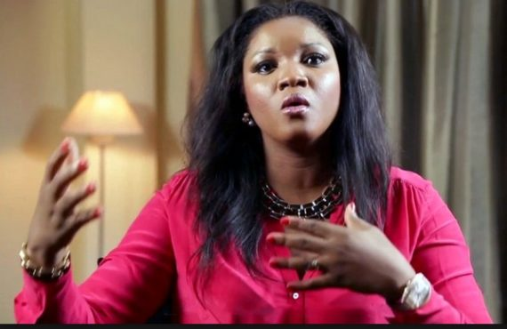 Omotola reacts to report of affair with Oshiomhole