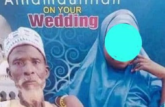 'Haba, Mallam Sani!' — outrage as aged man weds young…