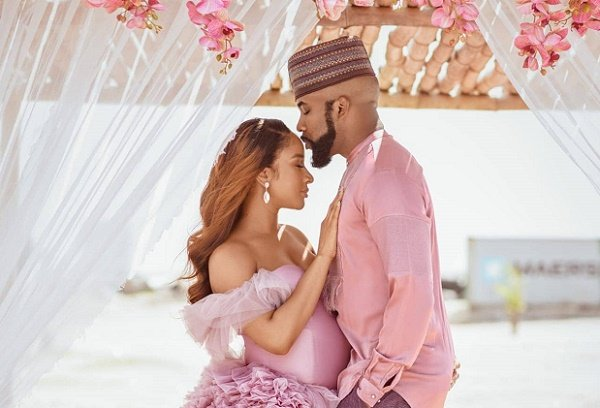 Adesua Etomi, Banky W welcome first child