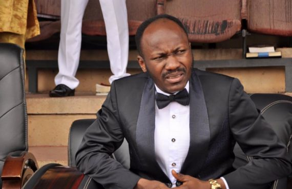 'You're happy people die?' — backlash as Apostle Suleman prays…