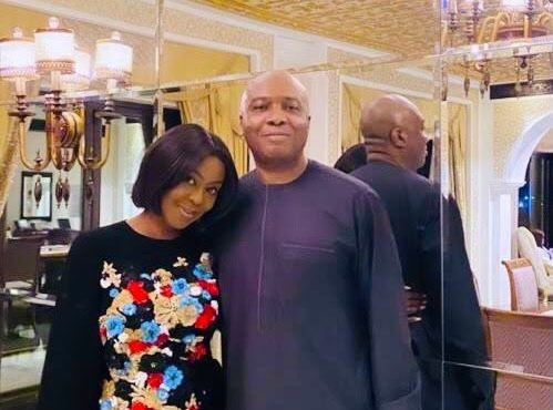 Saraki, wife celebrate Valentine's Day with love notes
