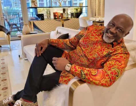 Melaye called out for wearing 'fake luxury watches'