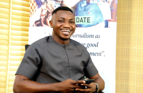 'I slid into her DM and shot my shot' -- Pamilerin speaks on finding love