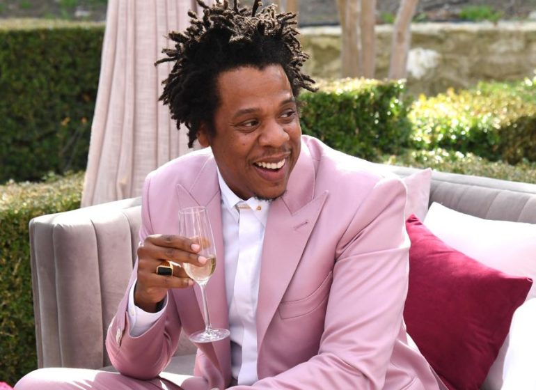 Jay-Z sells half of champage brand to luxury giant LVMH
