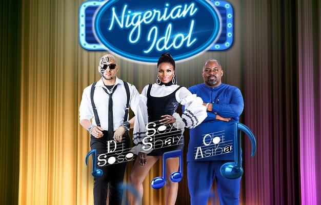 Seyi Shay, DJ Sose, Obi Asika unveiled as judges for Nigerian Idol season 6