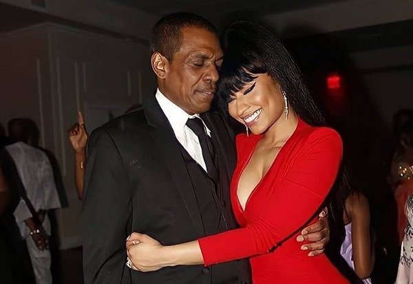 Nicki Minaj's dad killed in hit-and-run accident