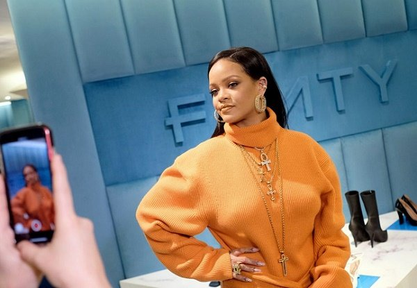 Rihanna's Fenty fashion line with LVMH is shutting down