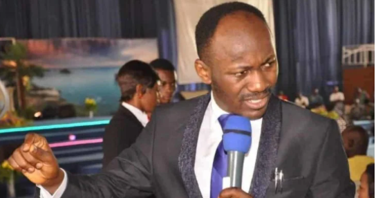 COVID-19 should not end remark was slip of tongue, says Apostle Suleman