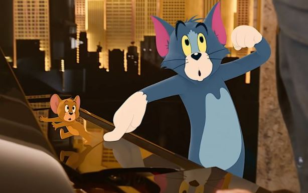 Tom and Jerry renew rivalry in new movie