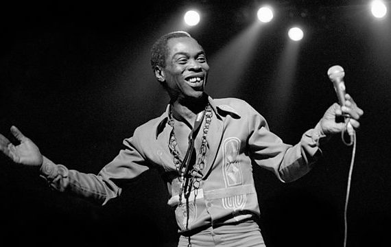 Fela tops Rock and Roll Hall of Fame nominee list as Nigerians canvass votes